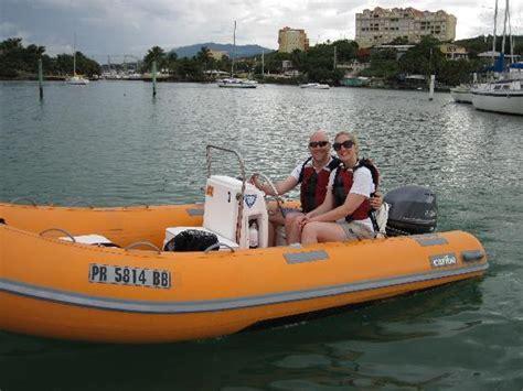Mini Boat Excursion Fajardo by Palominito Island Picture Of Mini Boat Adventures