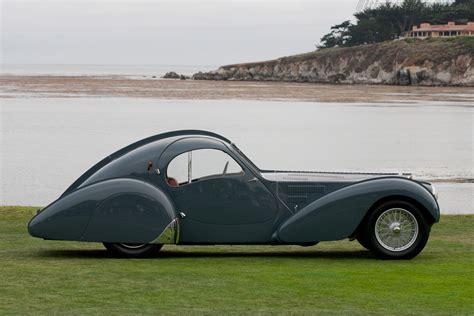 Bugatti Type 57 SC Atlantic Coupe - Chassis: 57473 - 2010 ...