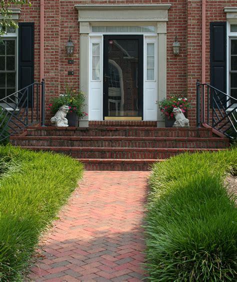 pictures of front walkways brick front walkway west winds nursery home and garden specialists west winds nursery