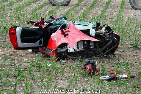 worst bugatti crashes top 10 worst supercars crashes car news top speed