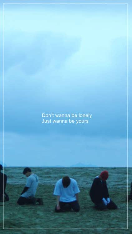 bts lyrics lockscreen tumblr