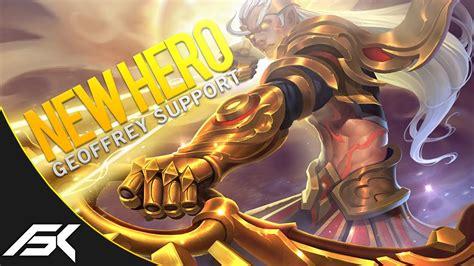 New Support Hero Geoffrey (moskovs Brother
