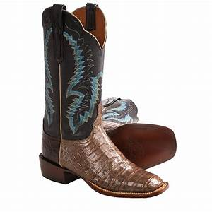 1883 by Lucchese Caiman Cowboy Boots (For Women) 6334P