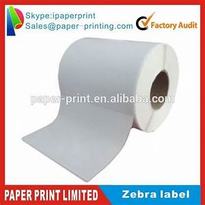 zebra roll of 450 label 4x6 direct thermal for zebra 2844 With 4x6 label paper