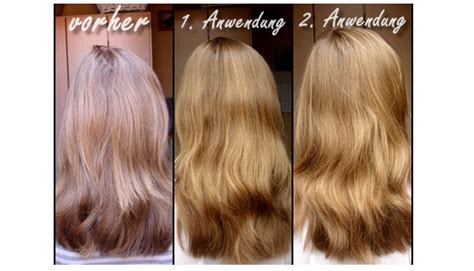 Test - Shampoo - John Frieda sheer BLONDE go blonder Farb