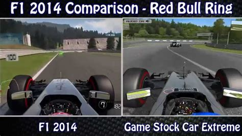 game stock car extreme  lap race red bull