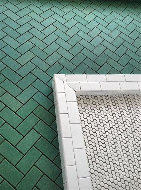 color spotlight dark green tile images