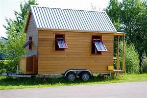 Gartenhaus Auf Rädern : das kleinste wohnhaus deutschlands dach und wand zeven ~ Michelbontemps.com Haus und Dekorationen