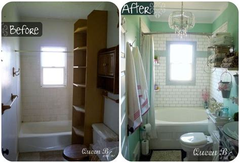 Small Bathroom Remodel On A Budget