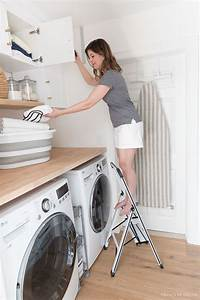Shelf, Over, Washer, Dryer, 50, Laundry, Storage, And, Organization, Ideas, 2017