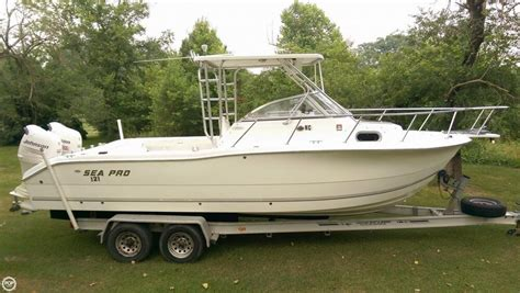 Used Sea Pro Boats For Sale In Nc by Sea Pro Boats For Sale Boats