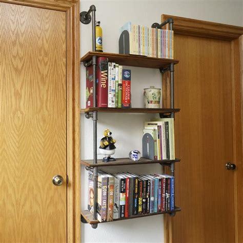plumbing pipe shelf ehow