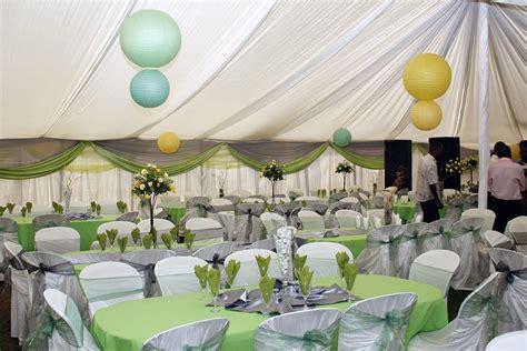 Garden Wedding Reception Decoration Ideas How To Make