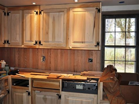 kitchen cabinet backsplash ideas wood kitchen backsplash ideas home design ideas and pictures 5153