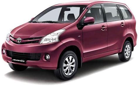 toyota avanza petrol price specs review pics