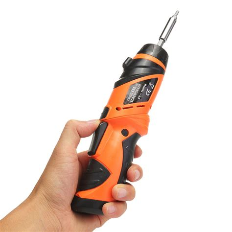 foldable electric screwdriver power drill battery