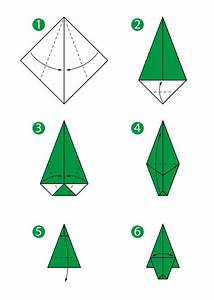 Beauteous Origami Tree Instructions   Step By Step