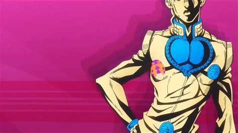 jojos bizarre adventure vento aureo trailer revealed
