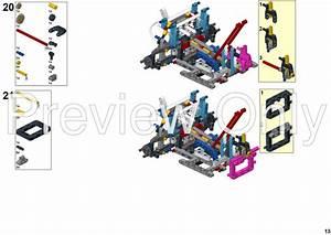 Lego Moc Trophy Truck  42077 C  Dakar Trophy