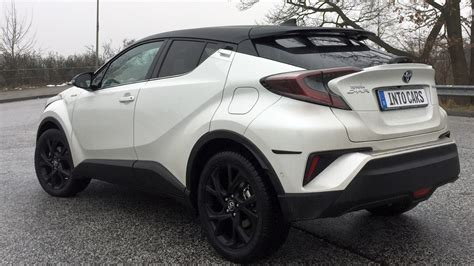 Toyota Chr Hybrid Hd Picture by Point Of View Drive W Toyota C Hr 2017 Hybrid