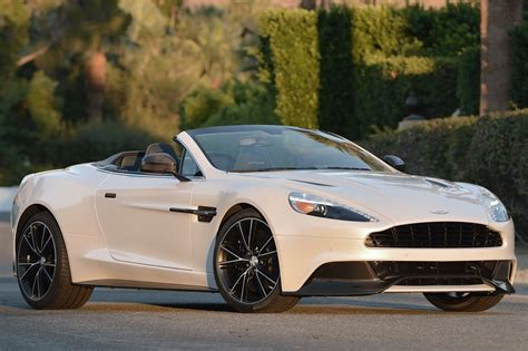 Aston Martin Vanquish Convertible by Used 2016 Aston Martin Vanquish Convertible Pricing For