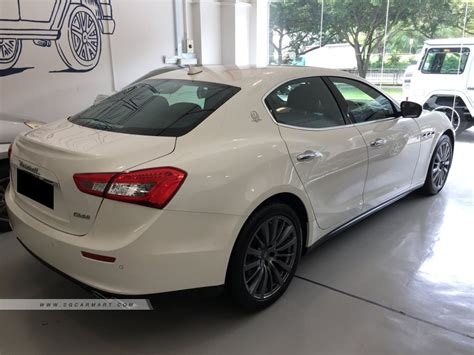 Maserati Ghibli Preowned by Buy Pre Owned Maserati Ghibli 3 0a Get Price Test Drive