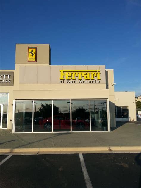 Mill valley, california, united states. Ferrari of San Antonio - 12 Photos - Car Dealers - 15423 W Ih 10, San Antonio, TX - Phone Number ...