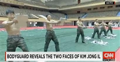 North Korea Training Guards Endure Insane Shows