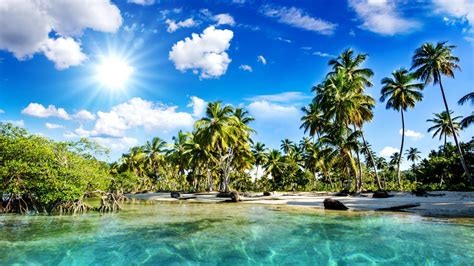 Tropical Beach Wallpapers, Pictures, Images