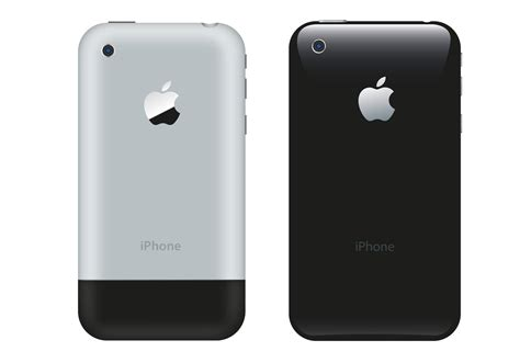 to view downloads on iphone iphone rear view free vector stock