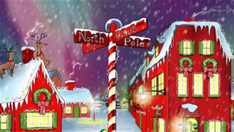 Santa S Workshop Wallpaper Animated - list of synonyms and antonyms of the word pole