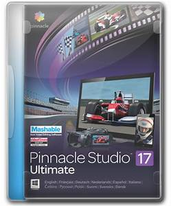 pinnacle studio ultimate 1740309 preactivated With pinnacle studio templates free download