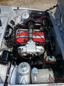 Mk1 Ford Fiesta Supersport Rear Wheel Drive Zetec Rwd