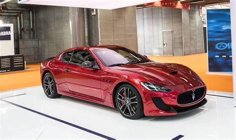 Maserati: la gamma completa al Motor Show 2016 - Motor ...