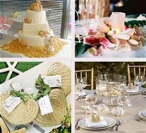 Wedding preparation beach wedding decorations for Beach wedding reception ideas