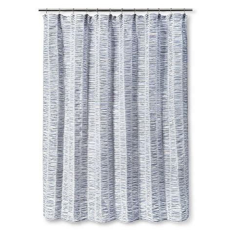 threshold shower curtain seersucker white target