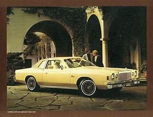94 Best Chrysler Cordoba Images On Pinterest