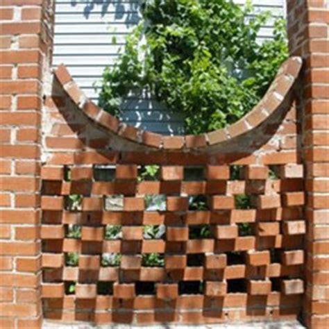 tips membuat desain pagar  batu bata kumpulan