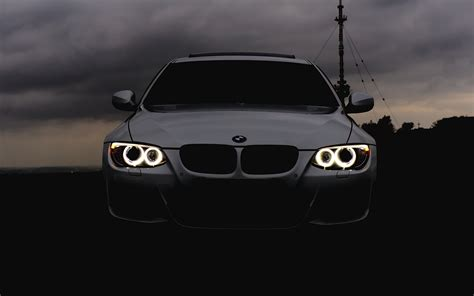 Bmw Car Wallpapers For Laptop Screen by Wallpaper 3840x2400 Bmw Headlights Car Cloudy