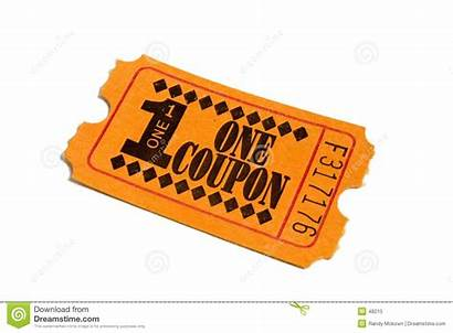 Ticket Clipart Carnival Admission Tickets Orange Clip