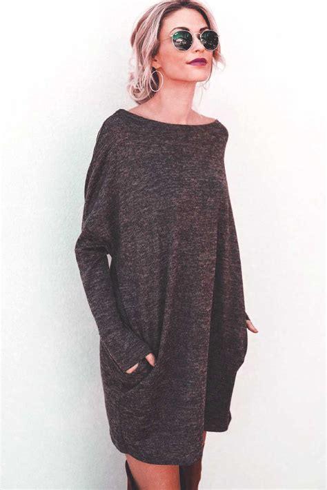 79904d73e595 Three Quarter Sleeve Shirt Dress