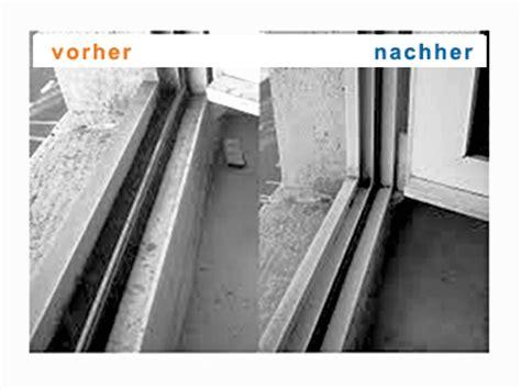 Fensterrahmen Reinigen Weiß by Vorher Nachher Reinigen Fenster Boden Treppen