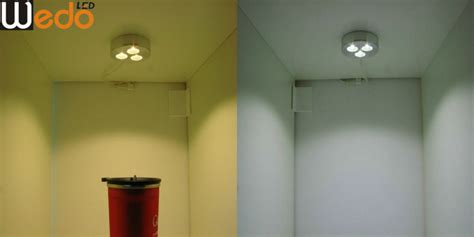 low voltage dimmable 3w led cabinet light for