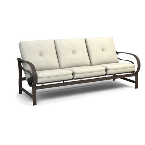 homecrest emory cushion low back sofa 2m43a