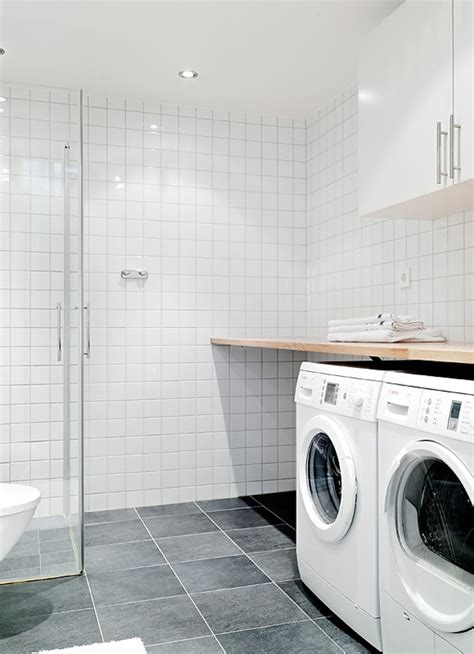basement bathroom laundry room combo 20 small laundry with bathroom combinations house design and decor