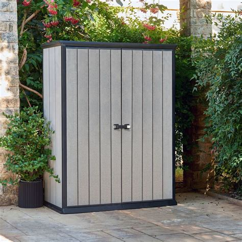 Keter Woodland High Storage Shed by 17 Mejores Ideas Sobre Keter Sheds En Cama Con