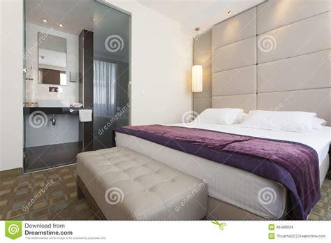 chambre a coucher luxe grande salle de bain de luxe