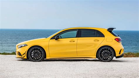New A 35 4matic Is An Entry-ticket Into The World Of Amg