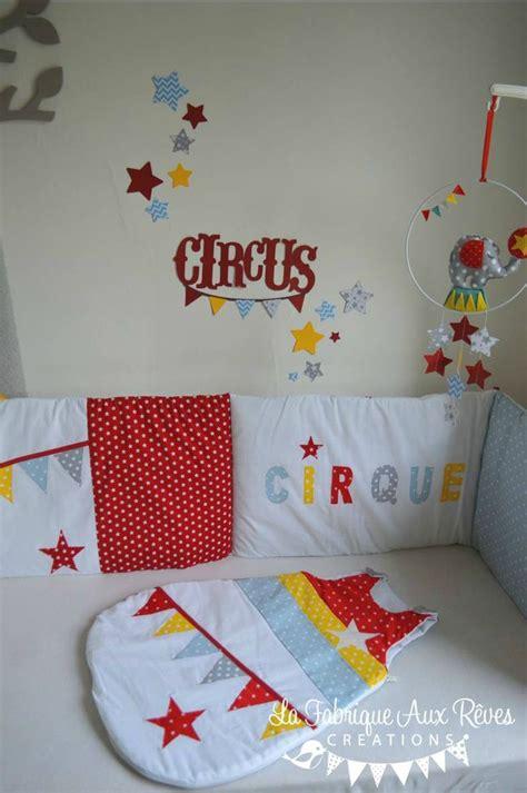 chambre bebe elephant stickers cirque étoiles jaune bleu gris décoration