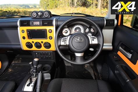 fj cruiser interior production to end for toyota fj cruiser